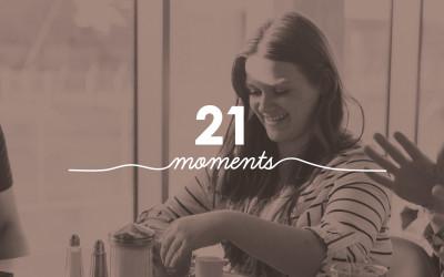 21 moments